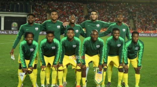 ملخص مباراة غانا وجنوب أفريقيا اليوم الجمعة 22-11-2019 | مباراة تحديد المركز الثالث والرابع ضمن كأس أفريقيا 23 سنة