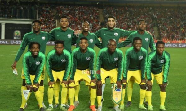 ملخص مباراة غانا وجنوب أفريقيا اليوم الجمعة 22-11-2019   مباراة تحديد المركز الثالث والرابع ضمن كأس أفريقيا 23 سنة