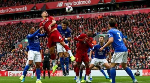 أهداف و ملخص مباراة ليفربول وليستر سيتي اليوم الخميس 26-12-2019 | الدوري الإنجليزي