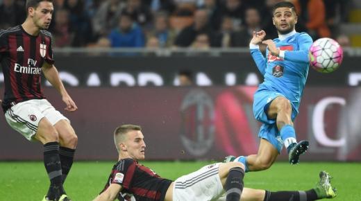 ملخص مباراة ميلان ونابولي اليوم السبت 23-11-2019 | الدوري الإيطالي