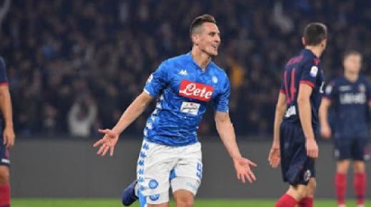 أهداف و ملخص مباراة نابولي وبولونيا اليوم الأحد 1-12-2019 | الدوري الإيطالي
