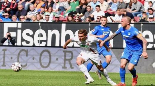 أهداف و ملخص مباراة هوفنهايم وأوجسبورج اليوم الجمعة 13-12-2019 | الدوري الألماني