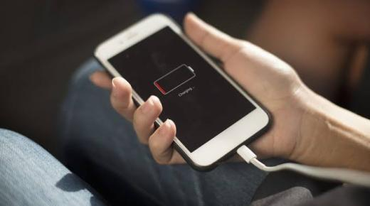 نصائح لشحن هواتف آيفون بشكل سريع