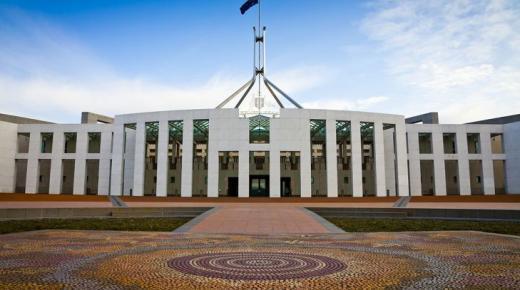 نظام الحكم في أستراليا