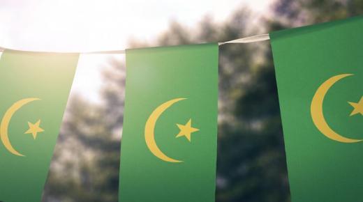 نظام الحكم في موريتانيا