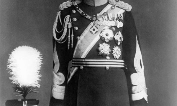 إمبراطور اليابان هيروهيتو