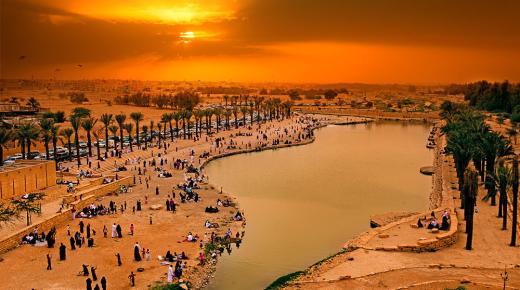 وادي حنيفة .. جنة السعودية
