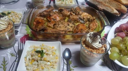 تفسير حلم رؤية وجبة الغداء في المنام