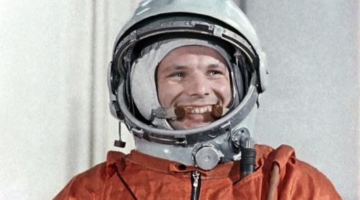 يوري جاجارين ووصول الإنسان للفضاء