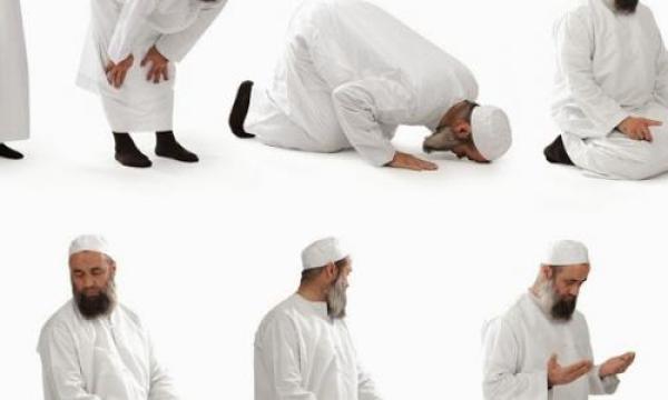 كيف كانت صلاة النبي؟