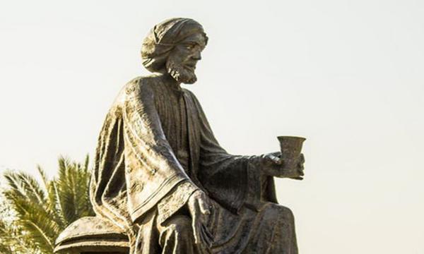تعرف على شاعر الخمر