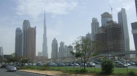اقتصاد دولة الإمارات العربية المتحدة