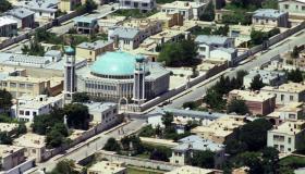 أهم المعلومات عن مدينة كابول