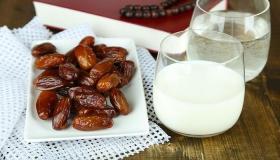 فوائد مشروب التمر مع الحليب