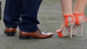 مشروع محل أحذية