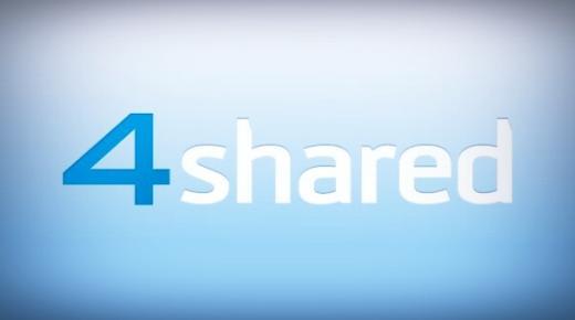 تحميل الملفات ورفعها على موقع 4shared