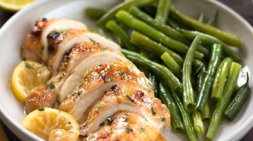 طبخ صدور الدجاج للرجيم بأفكار مختلفة