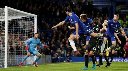 موعد مباراة تشيلسي وبرايتون الأربعاء 1-1-2020 والقنوات الناقلة | الدوري الإنجليزي