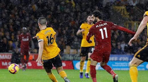 موعد مباراة ليفربول وولفرهامبتون الأحد 29-12-2019 والقنوات الناقلة | الدوري الإنجليزي