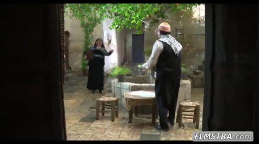 مسلسل باب الحارة 6 الحلقة 8 الثامنة