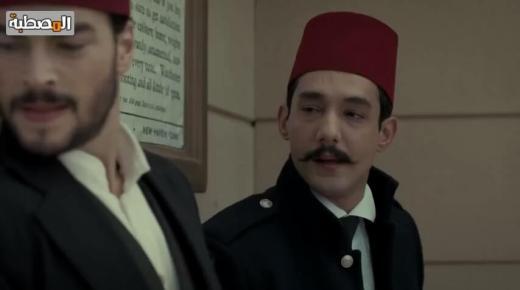 مسلسل السلطان عبد الحميد الثاني الحلقة 17 السابعة عشر مترجمة