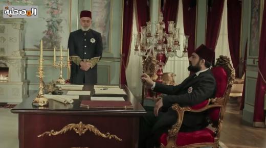 مسلسل السلطان عبد الحميد الثاني الحلقة 6 السادسة مترجمة