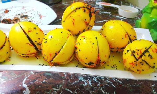 تحضير الليمون المخلل بثلاث طرق مختلفة