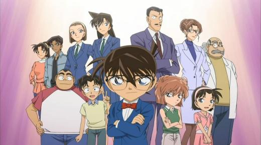 Detective Conan المحقق كونان مترجم كامل – جميع الحلقات