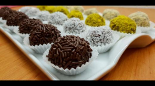 طريقة تحضير حلوى رأس العبد