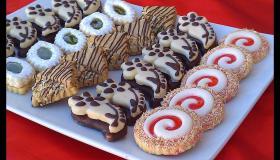 طريقة تحضير حلوى الصابلي الجزائرية