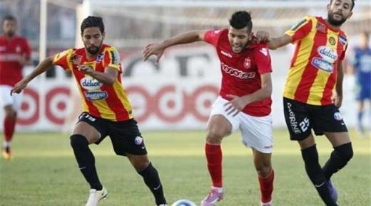 موعد مباراة الترجي والنجم الساحلي الثلاثاء 14-1-2020 والقنوات الناقلة | الدوري التونسي