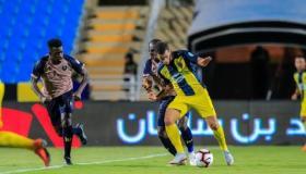 ملخص مباراة التعاون والحزم اليوم الجمعة 31-1-2020 | الدوري السعودي