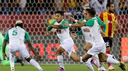 موعد مباراة الرجاء وشبيبة القبائل الجمعة 10-1-2020 والقنوات الناقلة | دوري أبطال أفريقيا