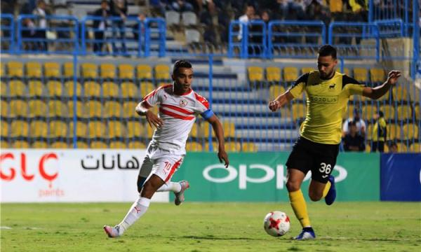 موعد مباراة الزمالك ووادى دجلة الثلاثاء 28-1-2020 والقنوات الناقلة   الدوري المصري