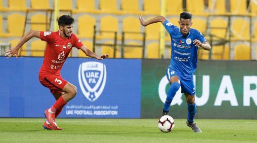 موعد مباراة النصر وشباب الأهلي دبي الجمعة 17-1-2020 والقنوات الناقلة | كأس الخليج العربي الإماراتي