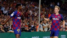 موعد مباراة برشلونة وفالنسيا السبت 25-1-2020 والقنوات الناقلة | الدوري الإسباني