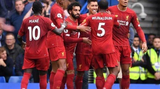 موعد مباراة ليفربول وشيفيلد يونايتد الخميس 2-1-2020 والقنوات الناقلة | الدوري الإنجليزي
