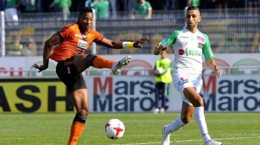 موعد مباراة نهضة بركان ورجاء بني ملال الاثنين 6-1-2020 والقنوات الناقلة | الدوري المغربي