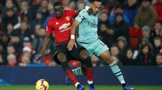 أهداف و ملخص مباراة ارسنال ومانشستر يونايتد اليوم الأربعاء 1-1-2020 | الدوري الإنجليزي