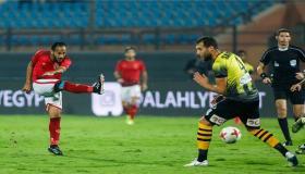 أهداف و ملخص مباراة الأهلي والمقاولون العرب اليوم الأحد 19-1-2020 | الدوري المصري