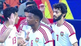 أهداف و ملخص مباراة الإمارات والأردن اليوم الخميس 16-1-2020 | كأس آسيا 23 سنة