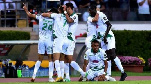 أهداف و ملخص مباراة الرجاء ومولودية الجزائر اليوم السبت 4-1-2020 | البطولة العربية للأندية