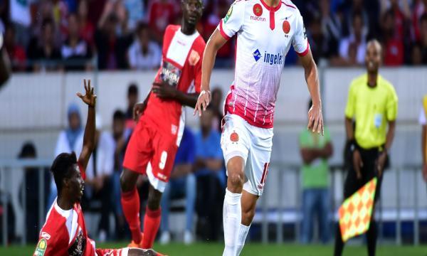 أهداف و ملخص مباراة الوداد وحسنية أكادير اليوم الخميس 16-1-2020 | الدوري المغربي