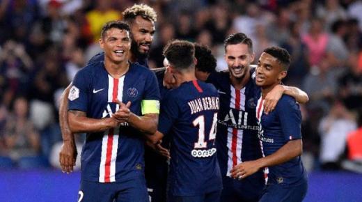 أهداف و ملخص مباراة باريس سان جيرمان ولوريان اليوم الأحد 19-1-2020 | كأس فرنسا