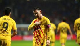 أهداف و ملخص مباراة برشلونة واتلتيكو مدريد اليوم الخميس 9-1-2020 | كأس السوبر الإسباني