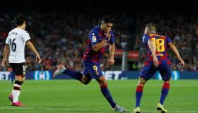 أهداف و ملخص مباراة برشلونة وفالنسيا اليوم السبت 25-1-2020 | الدوري الإسباني
