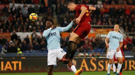 أهداف و ملخص مباراة روما ولاتسيو اليوم الأحد 26-1-2020 | الدوري الإيطالي