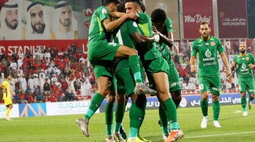 أهداف و ملخص مباراة شباب الأهلي دبي وحتا اليوم الأربعاء 29-1-2020 | الدوري الإماراتي