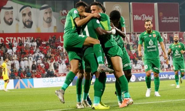 أهداف و ملخص مباراة شباب الأهلي دبي وحتا اليوم الأربعاء 29-1-2020   الدوري الإماراتي