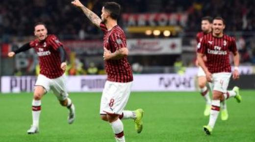 أهداف و ملخص مباراة ميلان وسبال اليوم الأربعاء 15-1-2020 | كأس إيطاليا